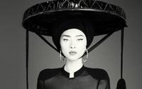 Ngô Thanh Vân đẹp khác lạ với áo xuyên thấu, đội nón quai thao