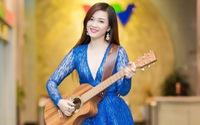 """Ca sĩ Đinh Hương: """"Tài sản quý nhất của tôi là các sản phẩm âm nhạc"""""""