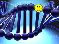 Hạnh phúc do gene quyết định?