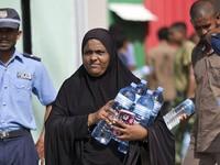 Maldives: Ban bố tình trạng khẩn cấp do thiếu nước uống