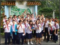 Thí điểm mô hình trường học VNEN tại 1.600 trường THCS