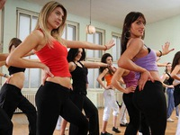 Latin Fitness - Môn thể thao mới lạ dành cho chị em