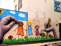 Những tác phẩm nghệ thuật đường phố siêu 'độc'
