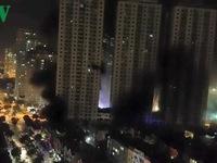 Người dân bất an trước nguy cơ cháy nổ tại chung cư cao tầng