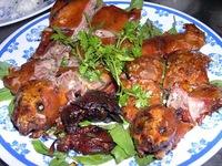 Điểm danh những món ăn đặc sản ở vùng đất mũi Cà Mau