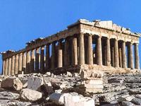 Du lịch của Hy Lạp sụt giảm do khủng hoảng nợ