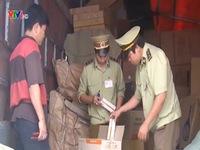 Phú Yên: Gia tăng số vụ vận chuyển hàng lậu dịp cuối năm