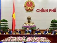 Hội nghị trực tuyến của Chính phủ với các địa phương