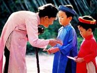 Ý nghĩa phong tục mừng tuổi trẻ em ngày Tết