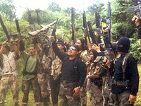Phiến quân Hồi giáo Philippines bắt cóc 4 con tin nước ngoài