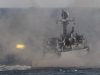Hàn Quốc bắn đạn cảnh cáo tàu tuần tra CHDCND Triều Tiên