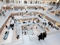 10 thư viện mê hoặc người yêu sách nhất thế giới