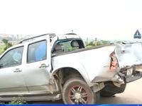 Liên tiếp2 vụ tai nạn giao thông trên QL18trong một ngày