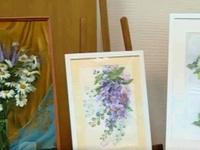 Triển lãm tranh của nữ họa sĩ Việt Nam gây ấn tượng ở Nga