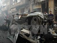 Syria: 3 vụ đánh bom liên tiếp, hơn 100 người thương vong