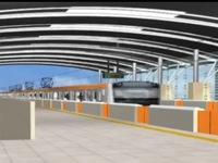 Lắp đặt dầm cầu đầu tiên tuyến Metro Bến Thành - Suối Tiên