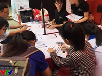 8000 học sinh, sinh viên Hà Nội có thêm thời cơ tìm kiếm việc làm