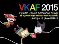 Lễ hội phim hoạt hình Việt Nam - Hàn Quốc dịp cuối hè