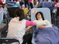 Ngày thế giới tôn vinh những người hiến máu tình nguyện