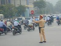 CSGT Đà Nẵng ra quân đảm bảo an toàn giao thông dịp 2/9