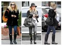 Boots cao cổ - lựa chọn tối ưu cho ngày mưa rét