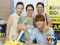 VIDEO Kang Tae Oh đáng yêu hết cỡ trong buổi ký tặng fan