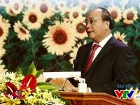Thủ tướng yêu cầu '3 đồng hành, 5 hỗ trợ' với doanh nghiệp
