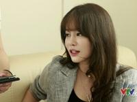 Thêm một ngôi sao Hàn Quốc lọt đề cử VTV Awards 2017