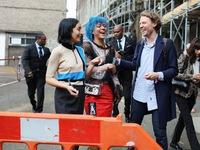 'Tăm tia' thời trang đường phố London cực chất và cá tính