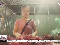 Thịt bò làm giả tinh vi, tiểu thương đố người tiêu dùng phân biệt được