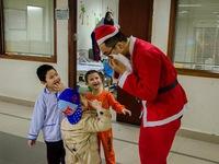 Hốt bạc nhờ dịch vụ 'Ông già Noel' dịp Giáng sinh