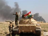 Quân đội Iraq giảm bước tiến vào giải phóng Mosul