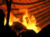 Đăk Lăk: Hỏa hoạn thiêu rụi 2 căn nhà ở TP Buôn Ma Thuột