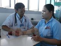 Hỗ trợ 50 chi phí khám, chữa bệnh nghề nghiệp