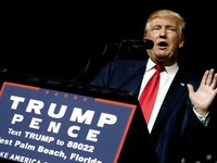 Thêm cáo buộc ông D.Trump xâm hại phụ nữ
