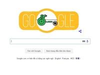 Google thay doodle chào mừng Paralympics 2016