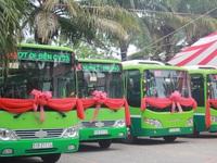 Ra mắt xe bus thế hệ mới ở TP.HCM