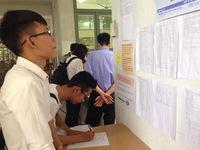 Dự kiến điểm chuẩn các trường Đại học top đầu tăng nhẹ