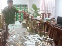 Phát hiện kho mỹ phẩm giả do Trung Quốc sản xuất