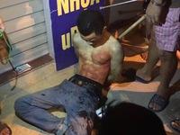 Hà Nội: Bắt tại trận tên cướp dùng dao cứa cổ tài xế taxi trong đêm