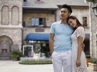 Mạnh Trường từng lo sợ khi đóng chung với Lã Thanh Huyền