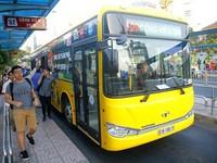TP.HCM có xe bus 5 sao mới