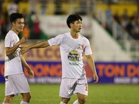 VIDEO: Bàn thắng mở tỉ số của Văn Toàn vào lưới U21 Gangwon
