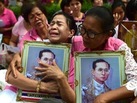 Thái Lan sẽ để tang Nhà vua Bhumibol Adulyadej một năm