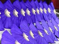Hình ảnh chiếc quạt giấy trong văn hóa Việt