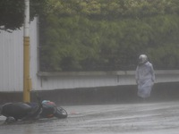 Đài Loan (Trung Quốc): Bão Megi khiến 4 người thiệt mạng, hơn 250 người bị thương