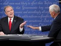 Ứng viên Phó Tổng thống Mỹ đăng đàn tranh luận trực tiếp