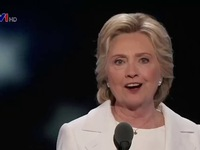 Bà Hillary Clinton tranh cử Tổng thống với 'sự tự tin vô biên'
