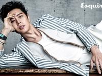 Park Hae Jin hào hứng khi đóng phim mới