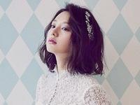 'Trung úy' Kim Ji Won khoe vẻ yêu kiều trong bộ ảnh mới